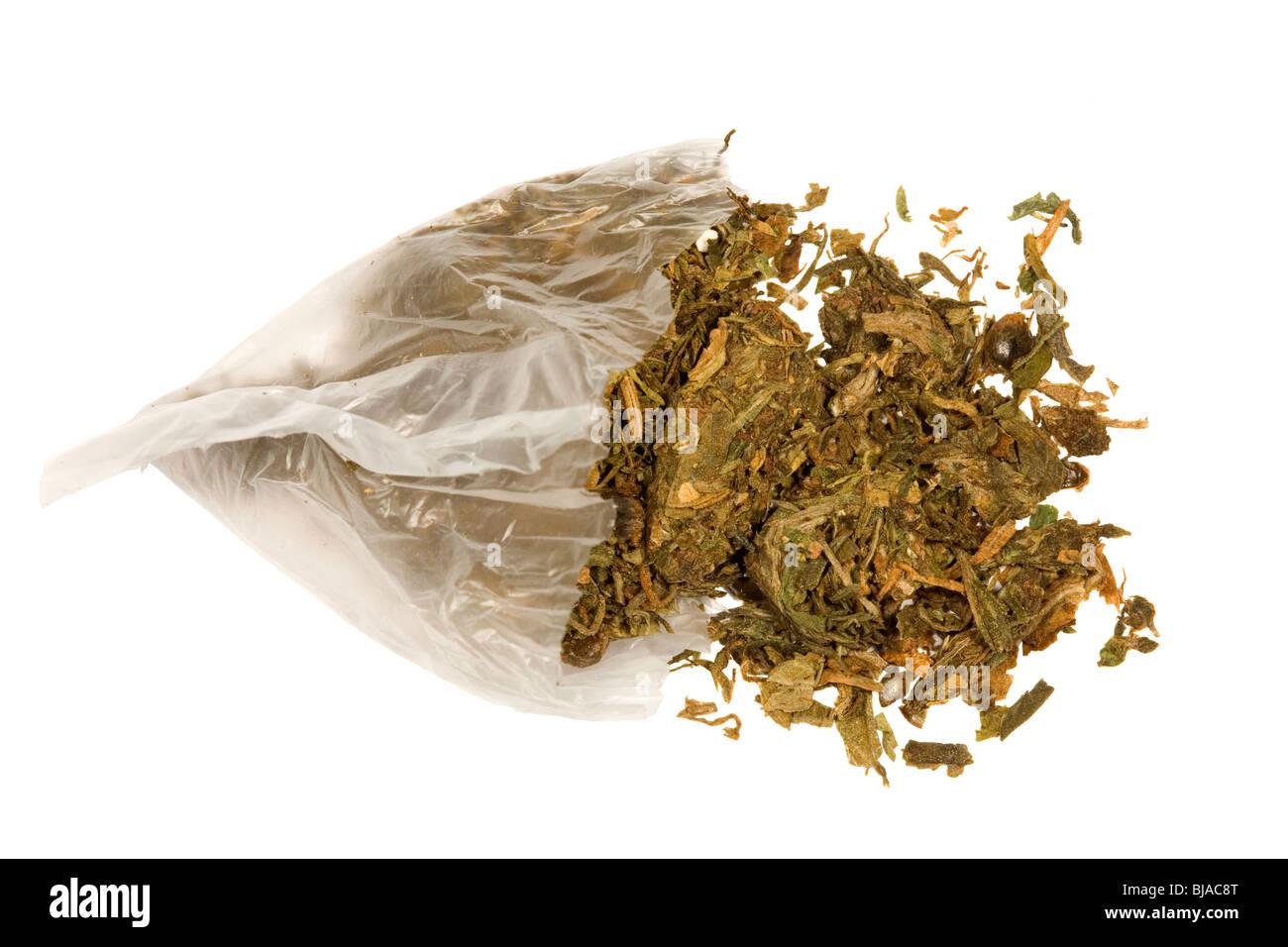 Weed Bag Stock Photos & Weed Bag Stock Images - Alamy