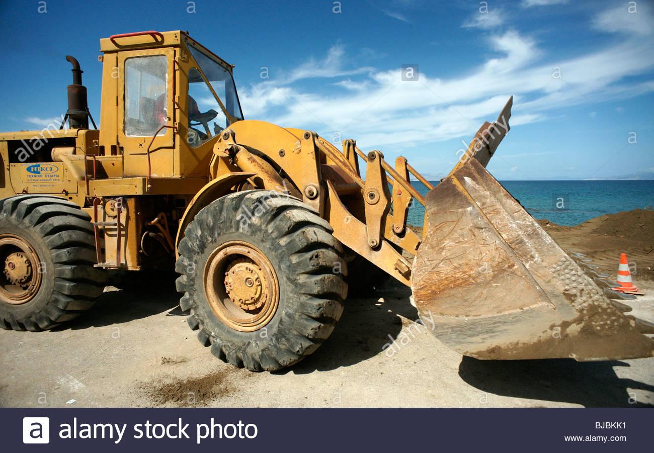 Front loader 34