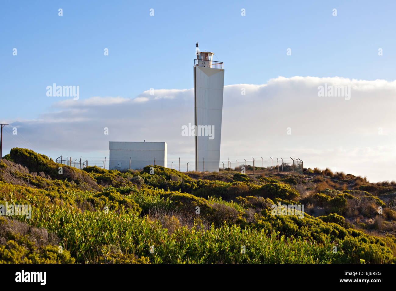 Lighthouse in Robe, South Australia - Stock Image