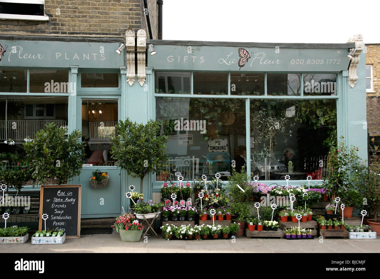 Royal Hill Greenwich Cafe