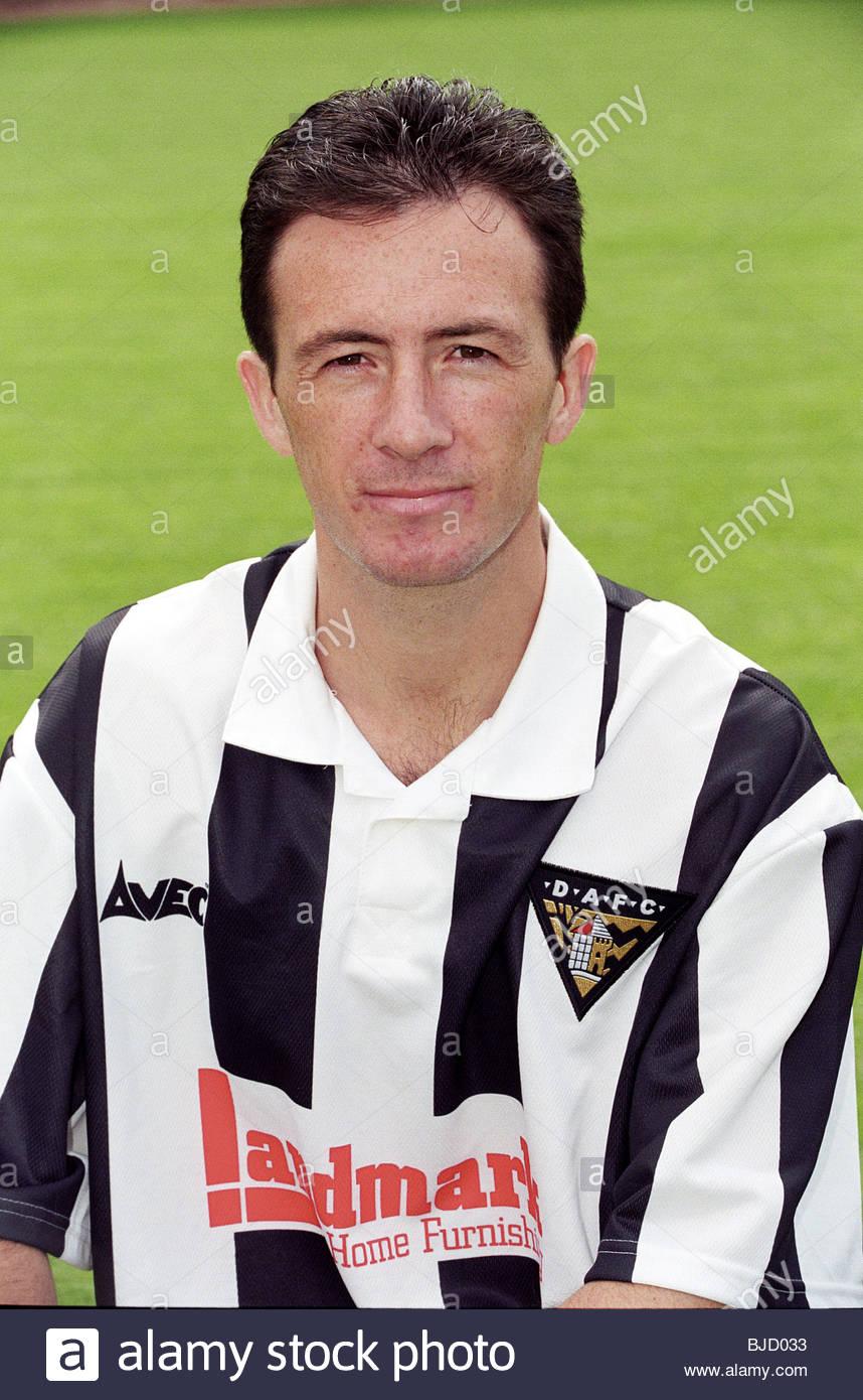 1998/1999 Dunfermline's Derek Ferguson - Stock Image