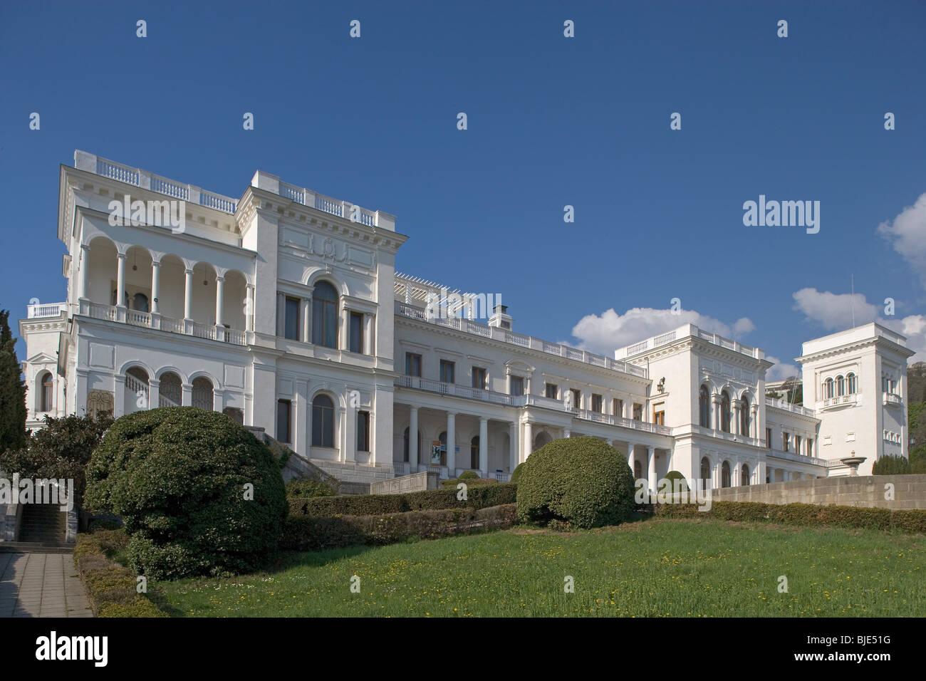 Yalta and Livadia 87