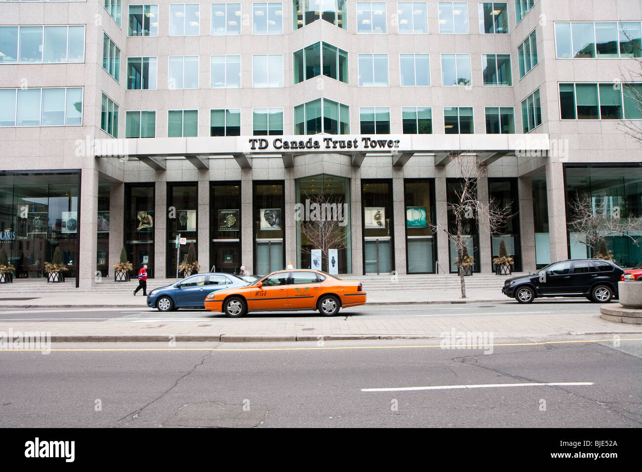 Wiring Money Internationally Td Canada Trust Stock Photos Images Alamy Financial District Toronto Tower Image