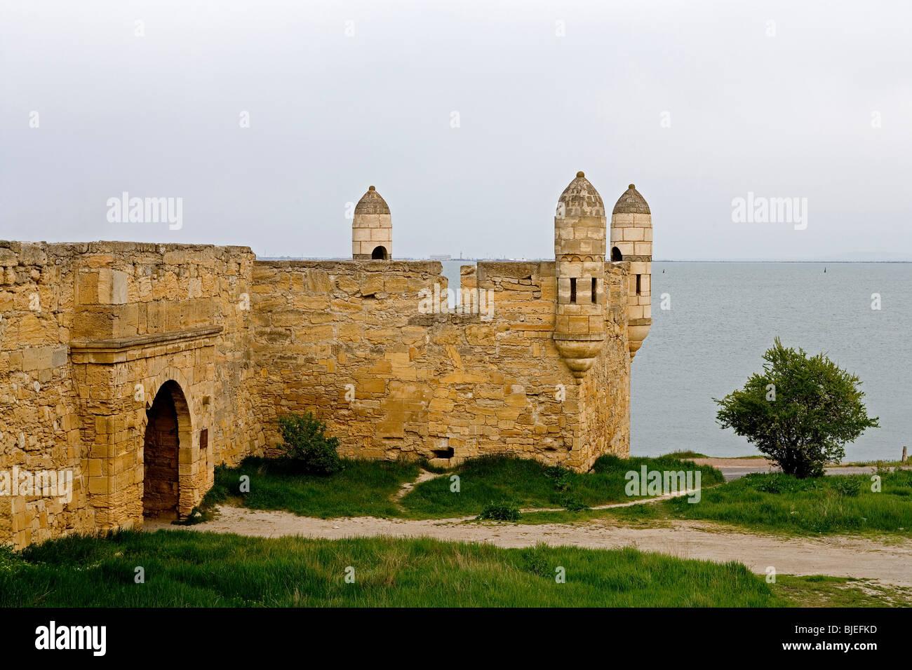 Ukraine,Crimea,Kerch,Yeni-Kale Fortress,1703 - Stock Image