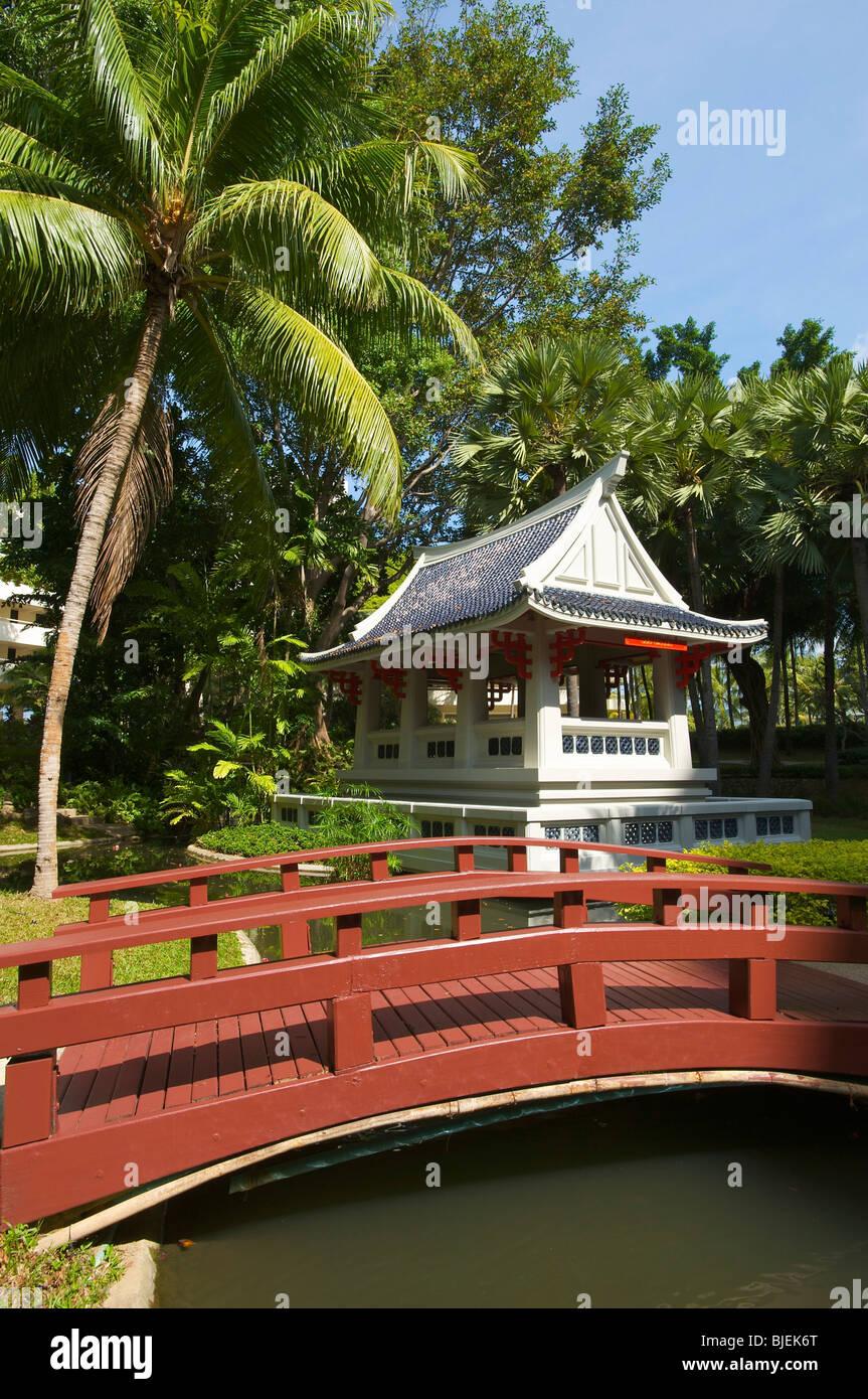 Hotel Arcardia, Karon, Phuket, Thailand - Stock Image