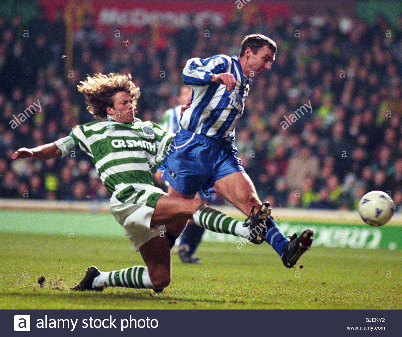 Celtic Score: Jorge Cadete Stock Photos & Jorge Cadete Stock Images