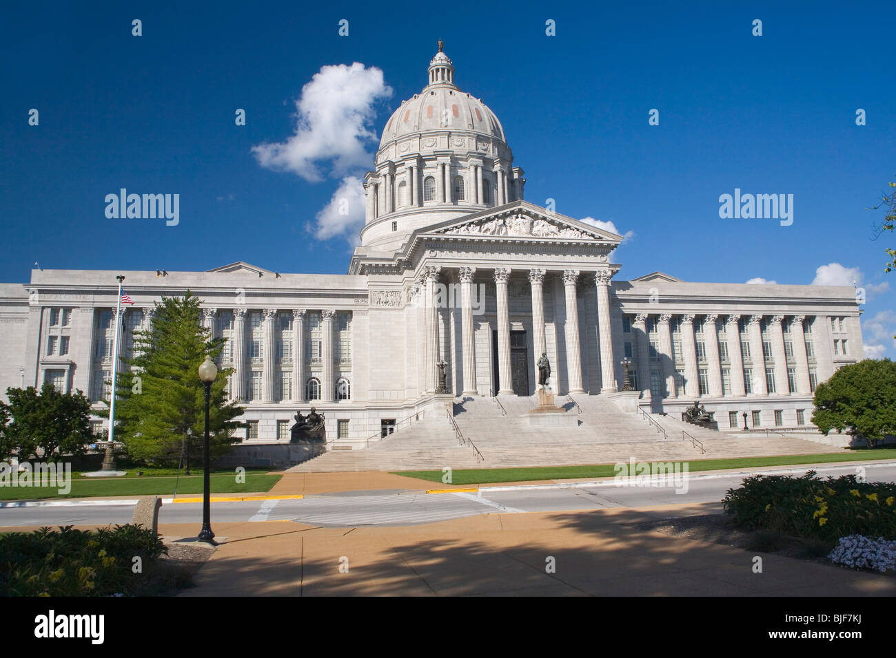 Missouri State Capitol - Stock Image