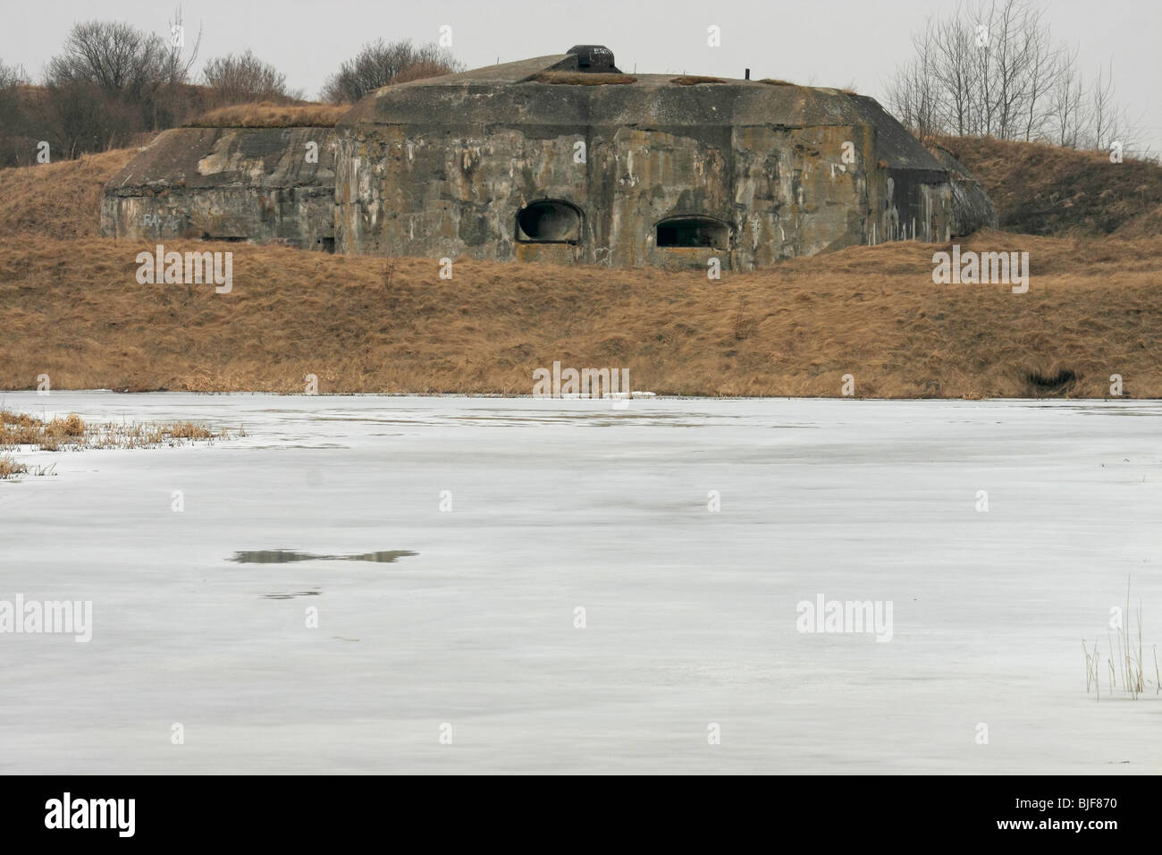 Osowiec Fortress Stock Photos ...