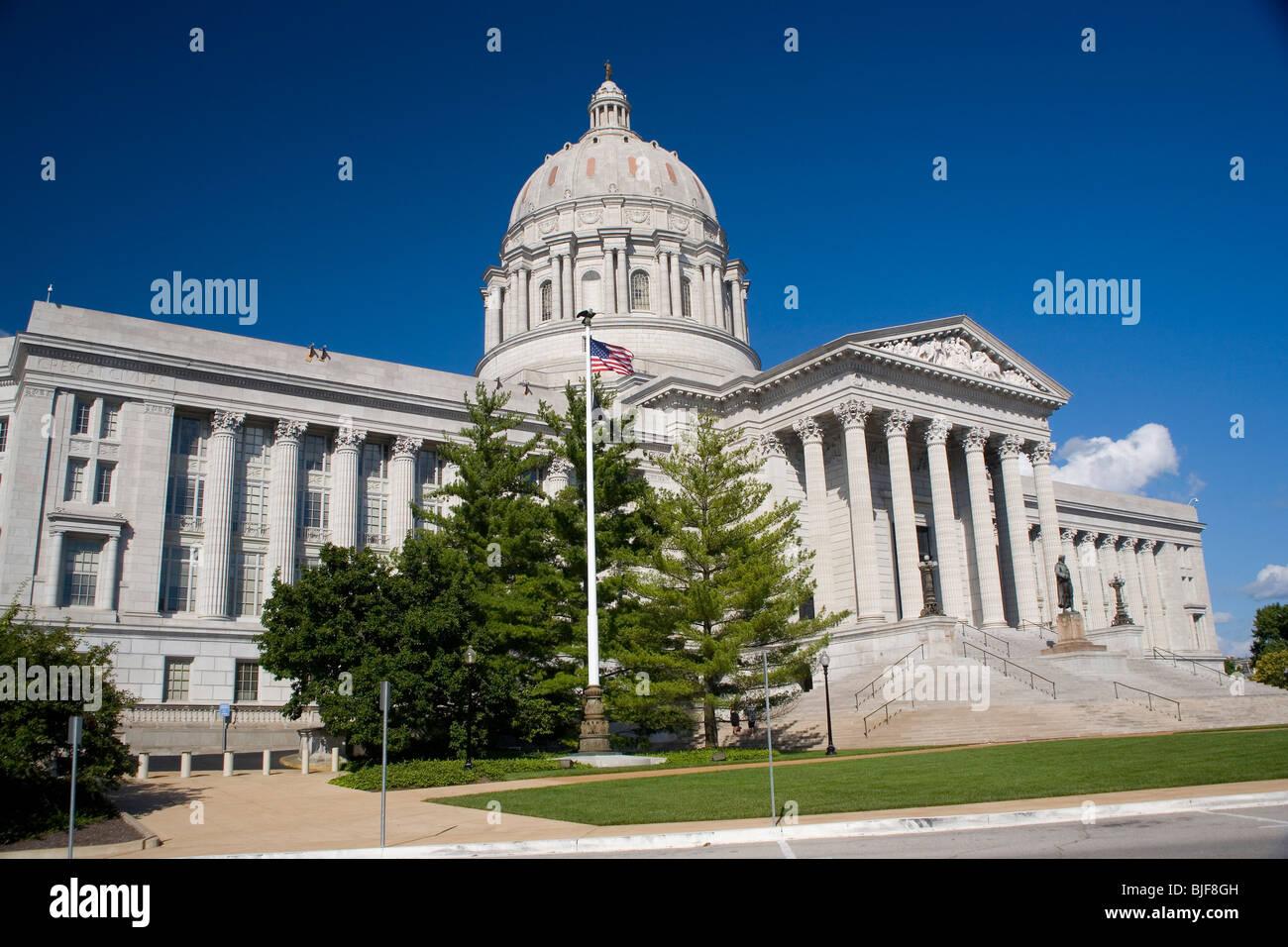 Missouri State Capitol - Stock Image