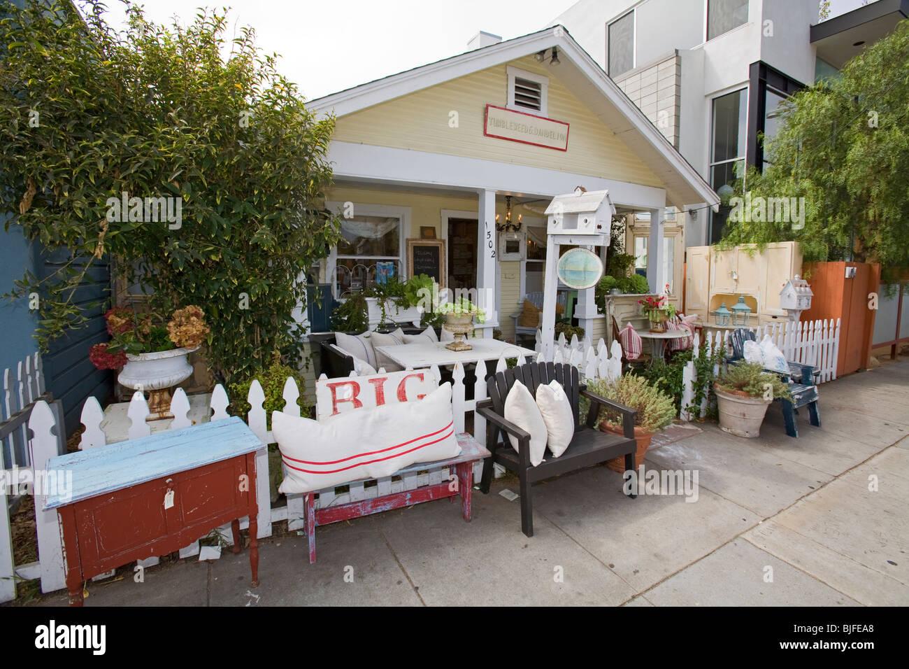 Abbot Kinney Blvd Venice Beach Los Angeles California USA