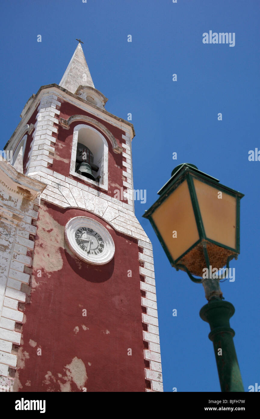 The palace and chapel of Sao Paulo. Ilha De Mocambique (Mozambique Island), Northern Mozambique, Africa © Demelza Stock Photo