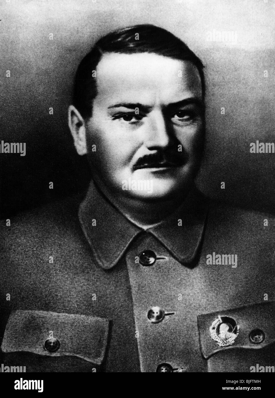 Zhdanov, Andrei Alexandrovich, 26.2.1896 - 31.8.1948, soviet politician (CPSU), portrait, 1930s, Additional-Rights - Stock Image