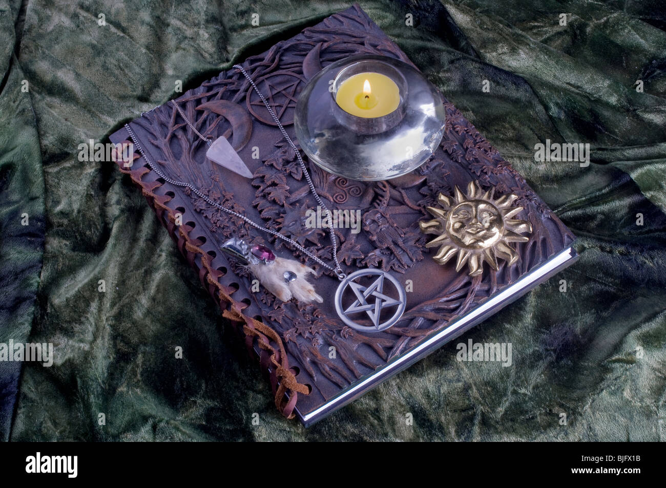 Witchcraft Tools - John Gollop Stock Photo: 28623879 - Alamy