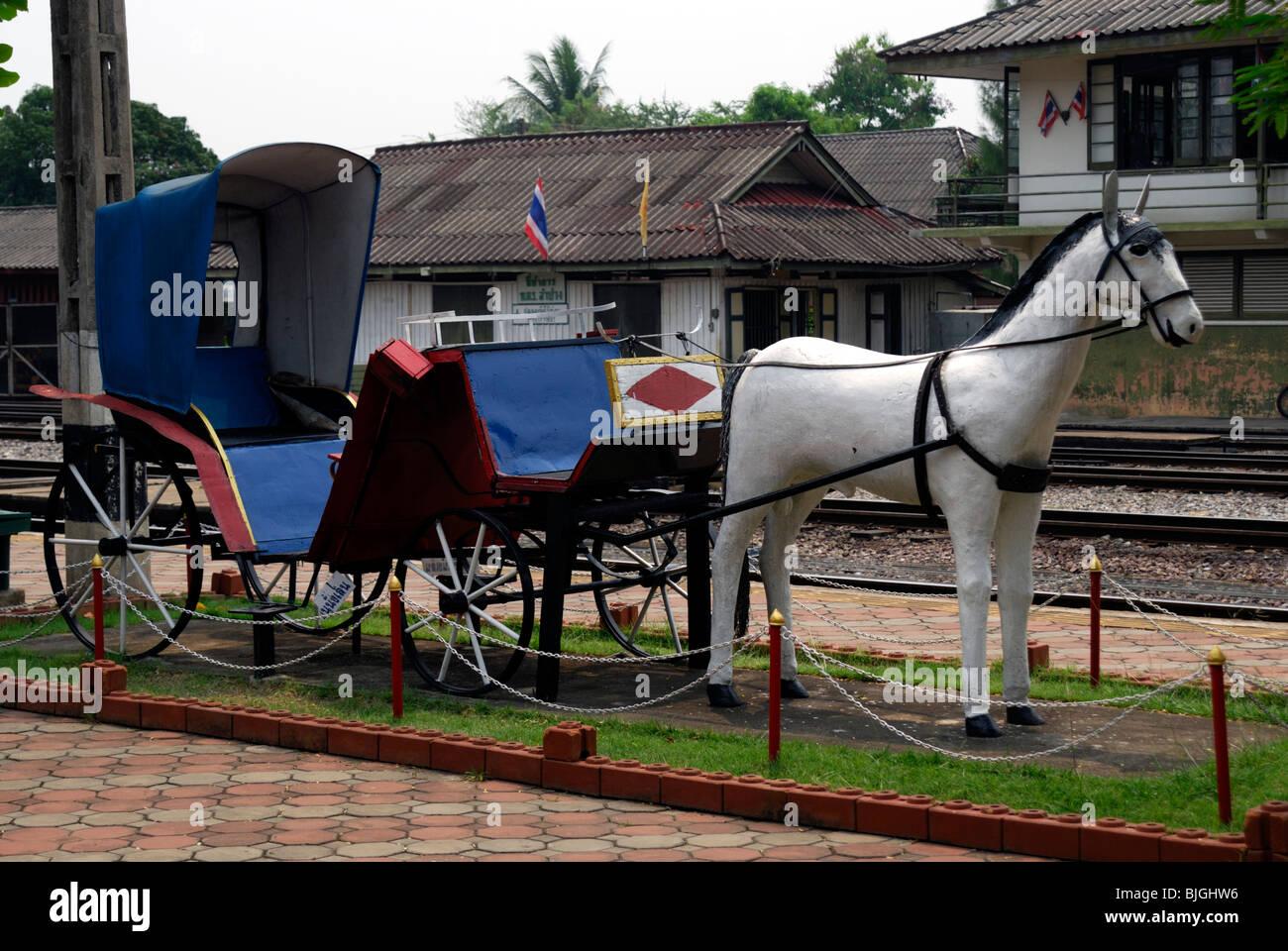 Lampang Railway Station