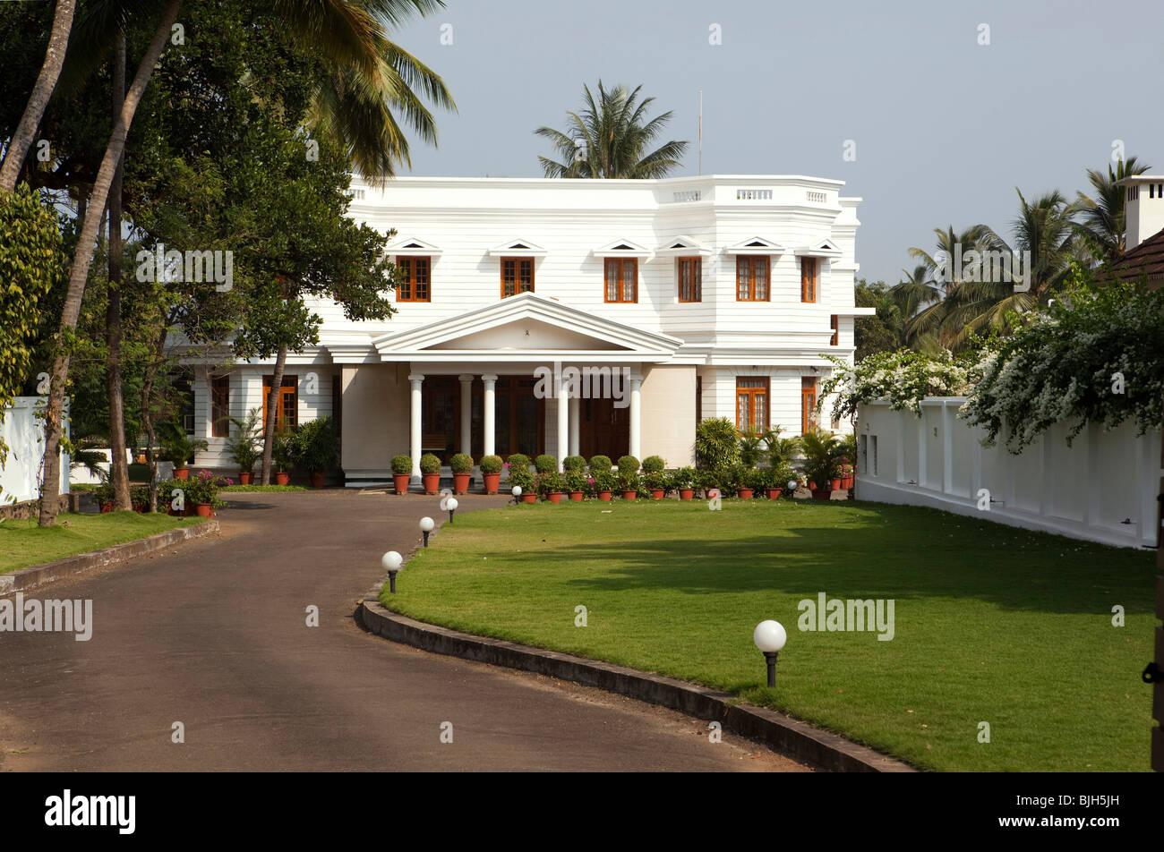 india kerala thrissur trichur fathima nagar large expensive rh alamy com