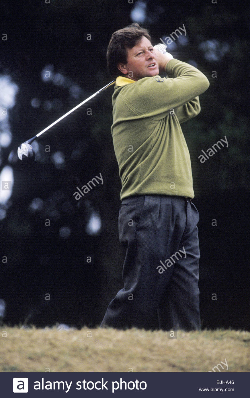 12/07/92 BELL'S SCOTTISH OPEN CHAMPIONSHIP GLENEAGLES - PERTHSHIRE Golfer Ian Woosnam in action - Stock Image