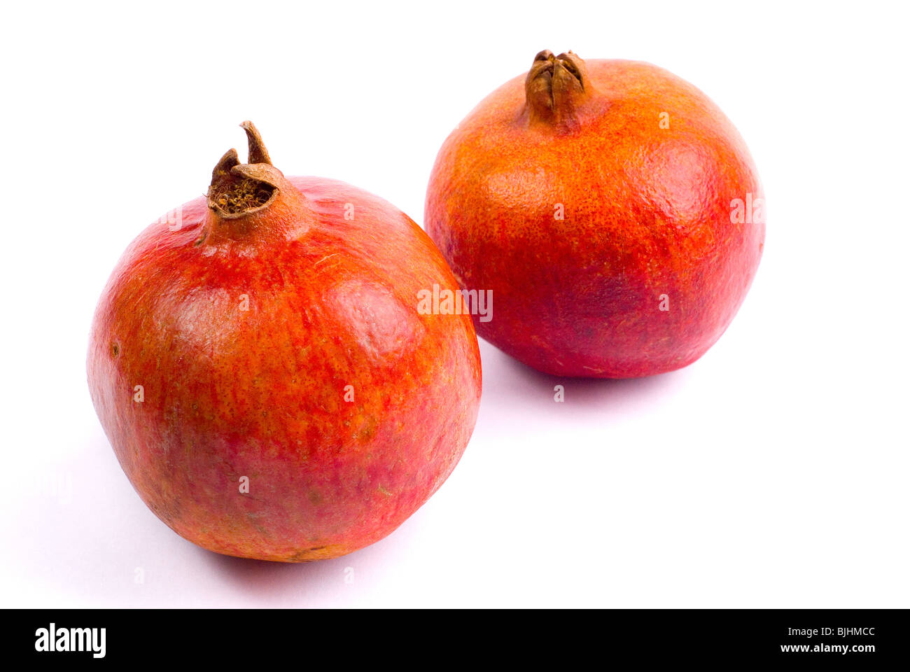 The Healthy Superfood Pomegranate Fruit - Stock Image