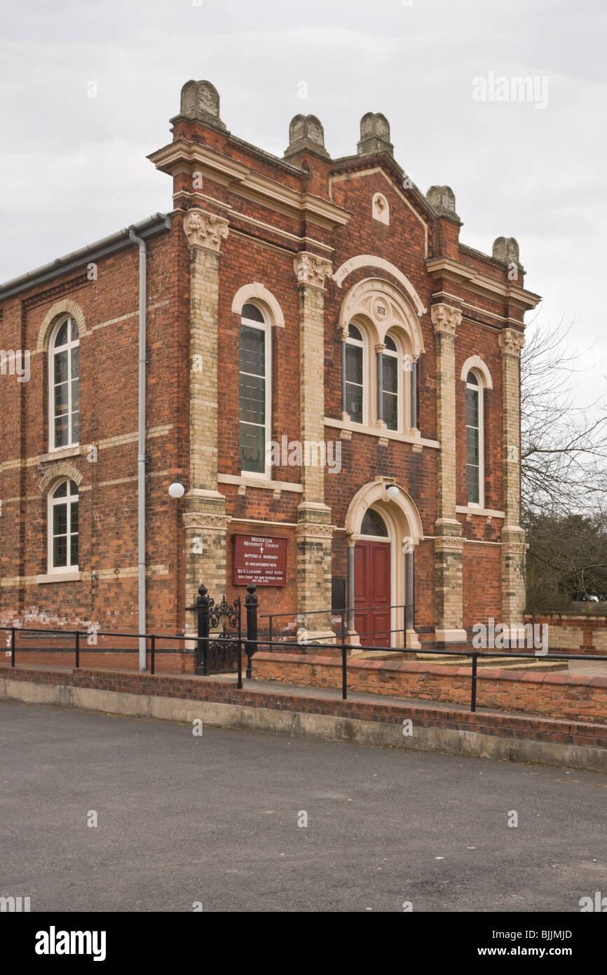 Misterton Methodist Church, Nottinghamshire, UK Stock Photo