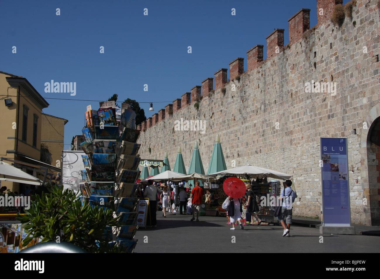 Italy, Tuscany, Pisa, - Stock Image