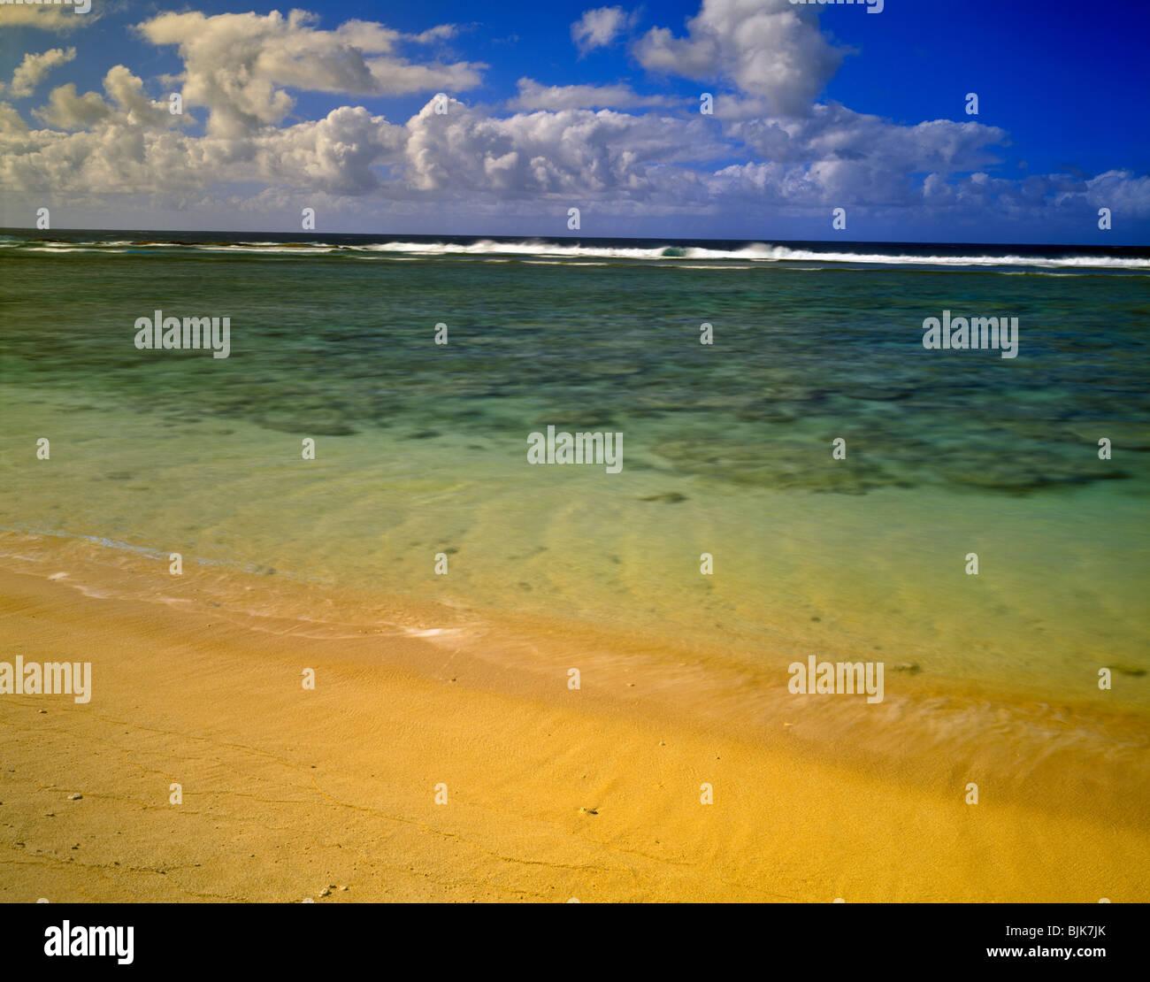 South Pacific Beaches: Guam Island Stock Photos & Guam Island Stock Images