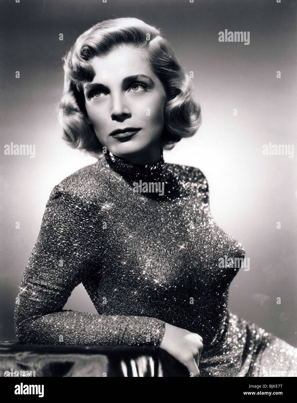 LIZABETH SCOTT (PORTRAIT) - Stock Image