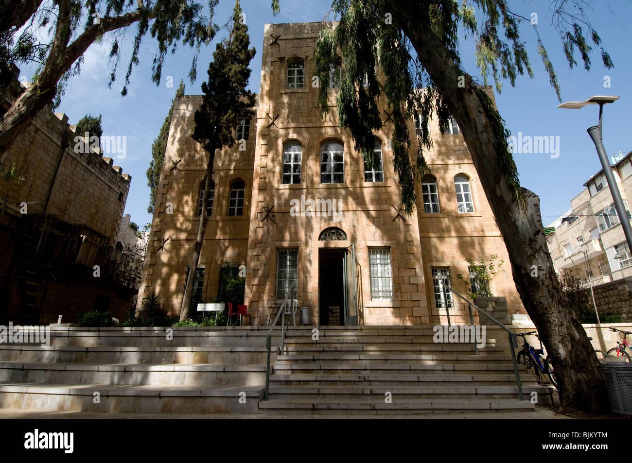 Bezalel Academy Of Arts And Design