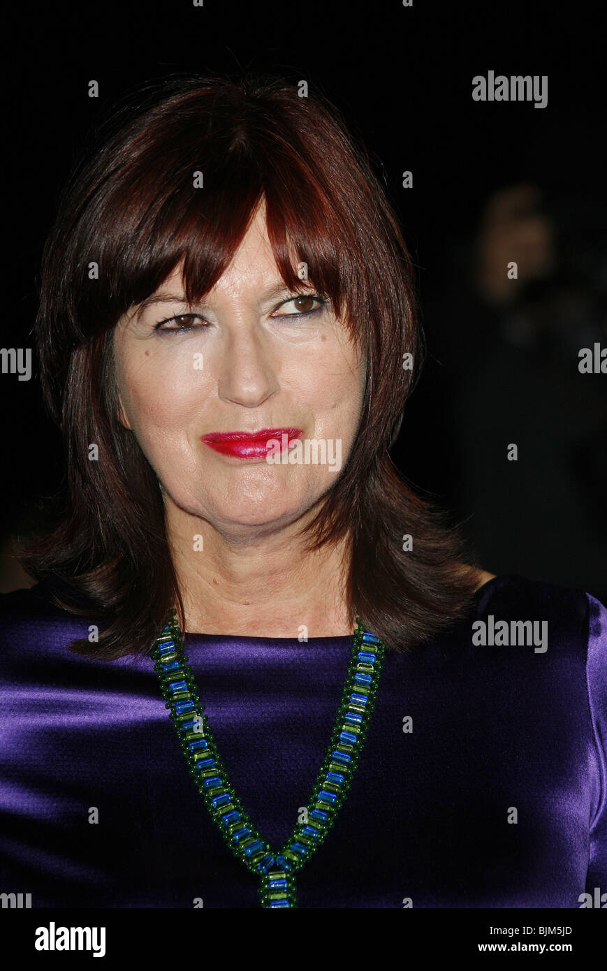 JANET STREET PORTER NATIONAL TELEVISION AWARDS 2007 THE ROYAL ALBERT HALL LONDON ENGLAND 31 October 2007 - Stock Image