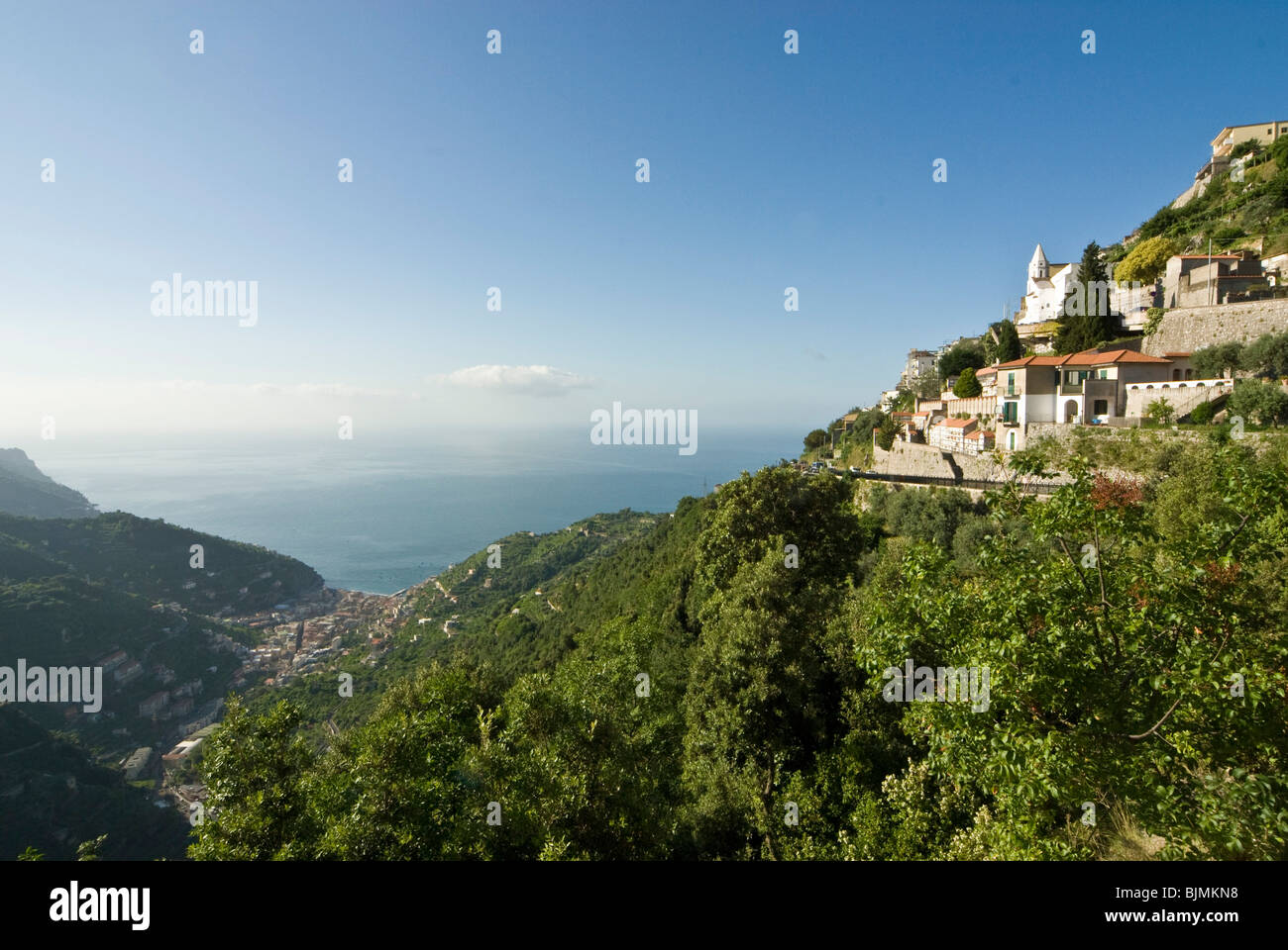 Italien, Kampanien, Amalfiküste, | Italy, Campania, Amalfi Coast - Stock Image