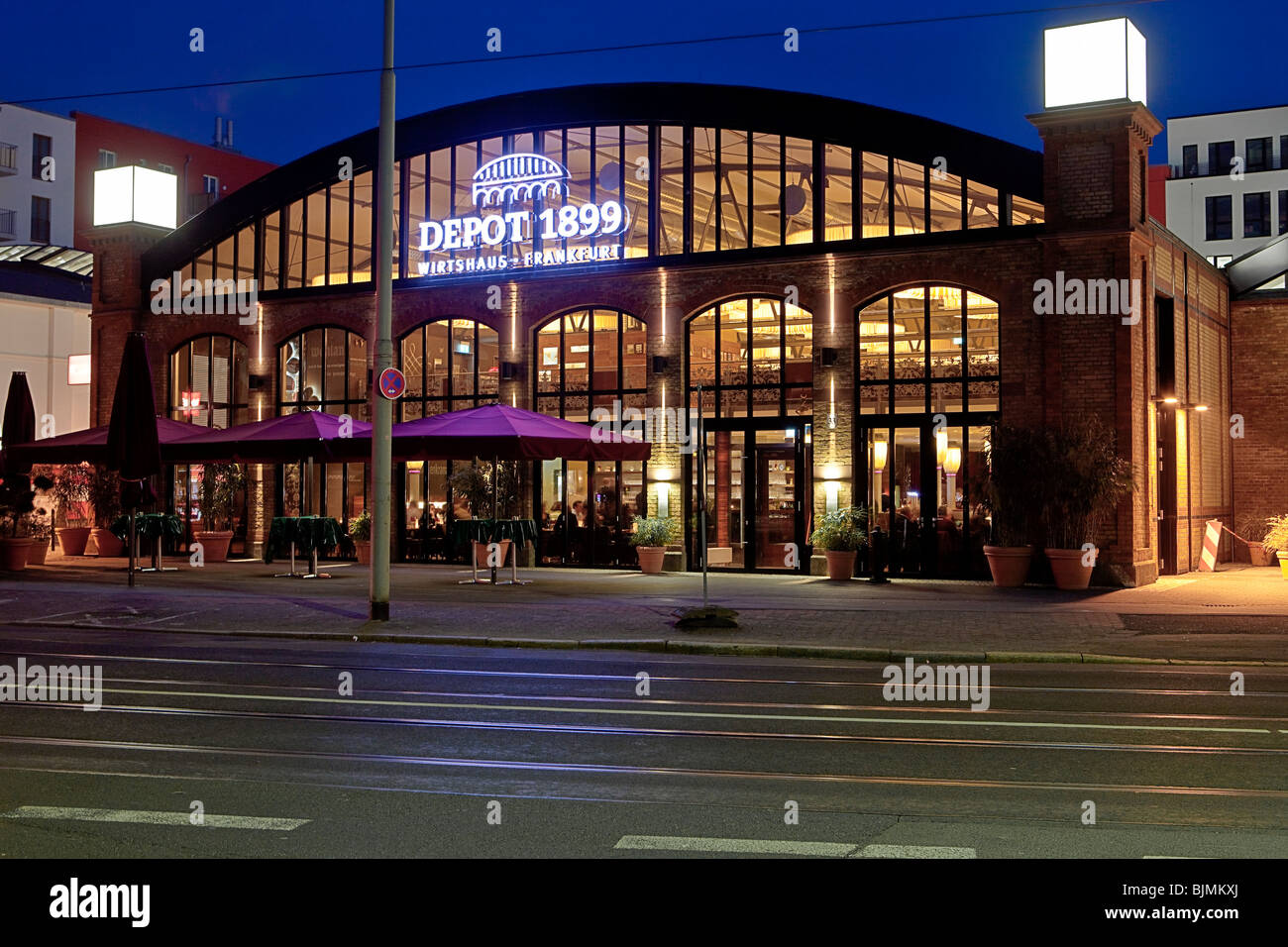 Restaurant Depot 1899 Frankfurt Am Stock Photos & Restaurant Depot ...