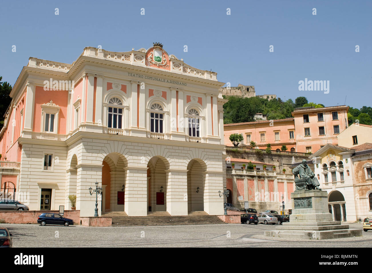 Cosenza italien