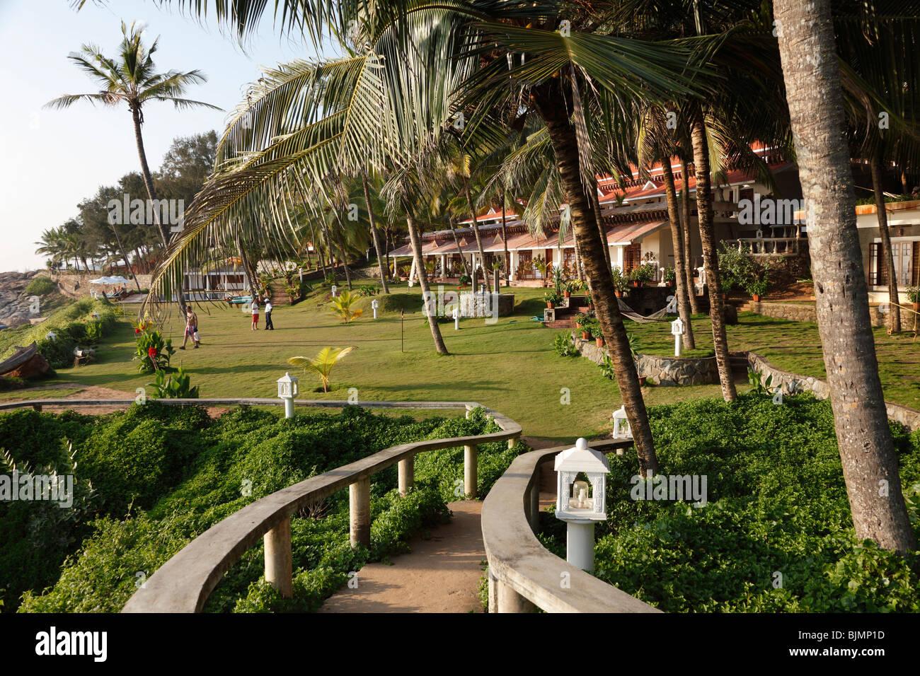 Asiatischer Garten Indien Stock Photos Asiatischer Garten Indien