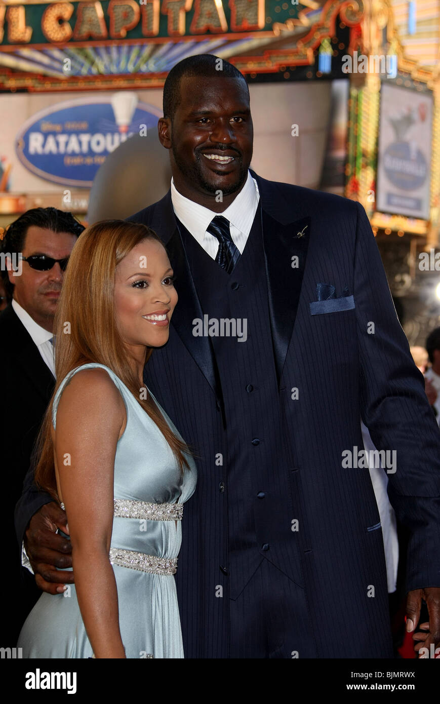 shaquille oneal wife