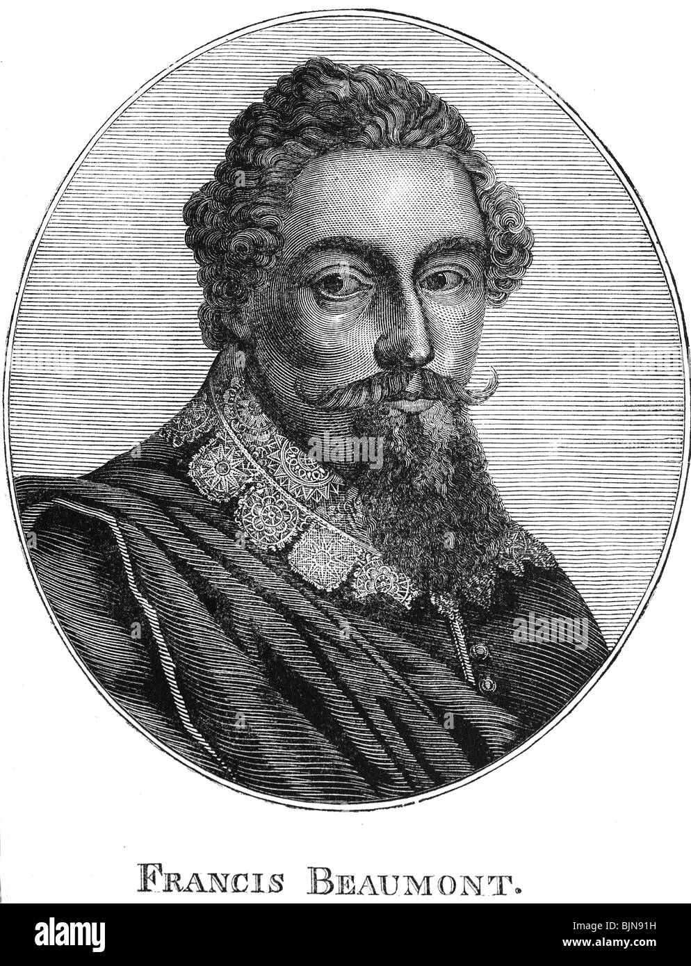 Francis Beaumont playwright
