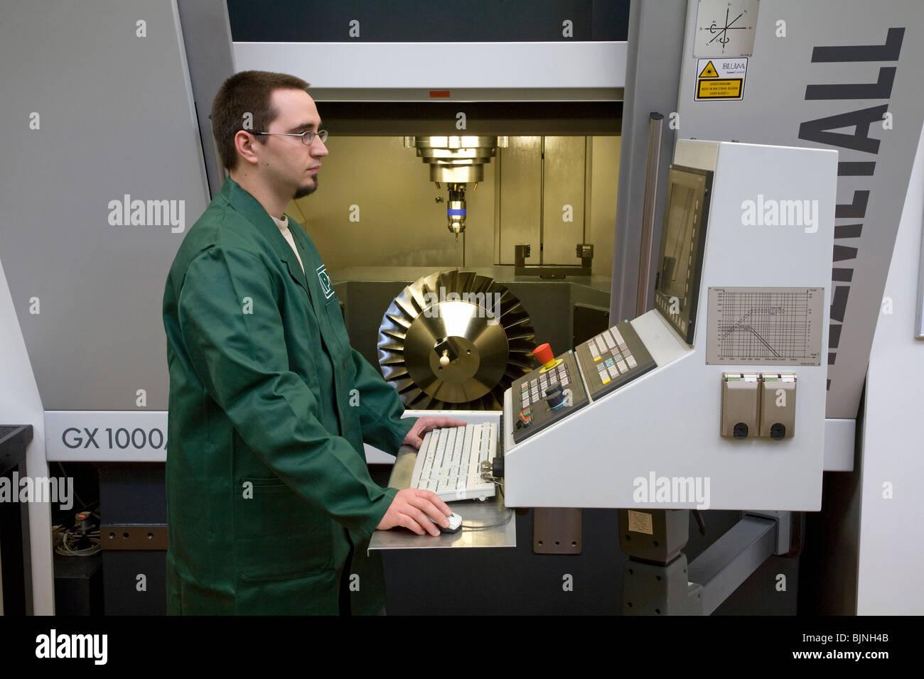 Fraunhofer Institute, IPT, Aachen, Germany - Stock Image