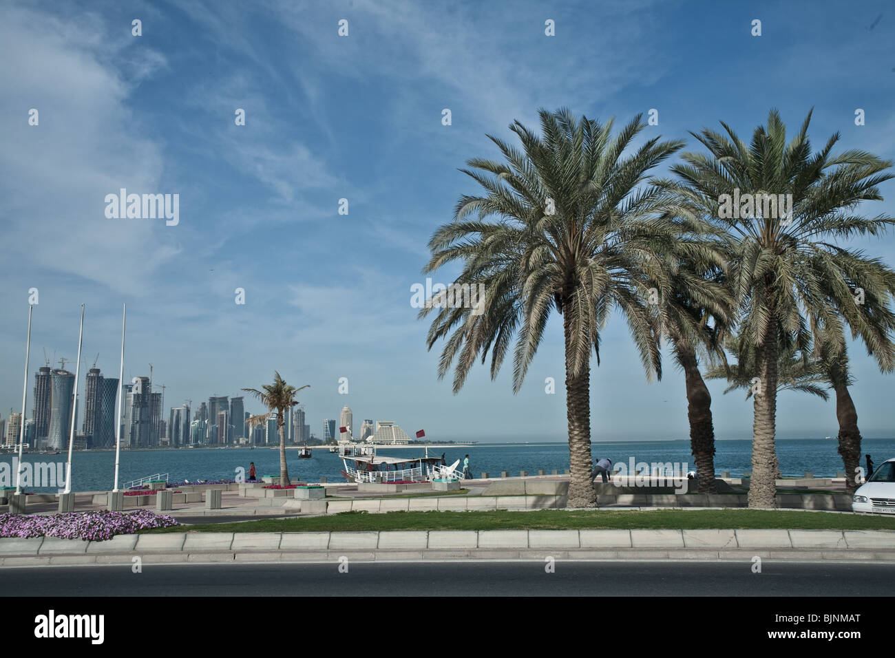 Qatar Oasis Stock Photos & Qatar Oasis Stock Images - Alamy