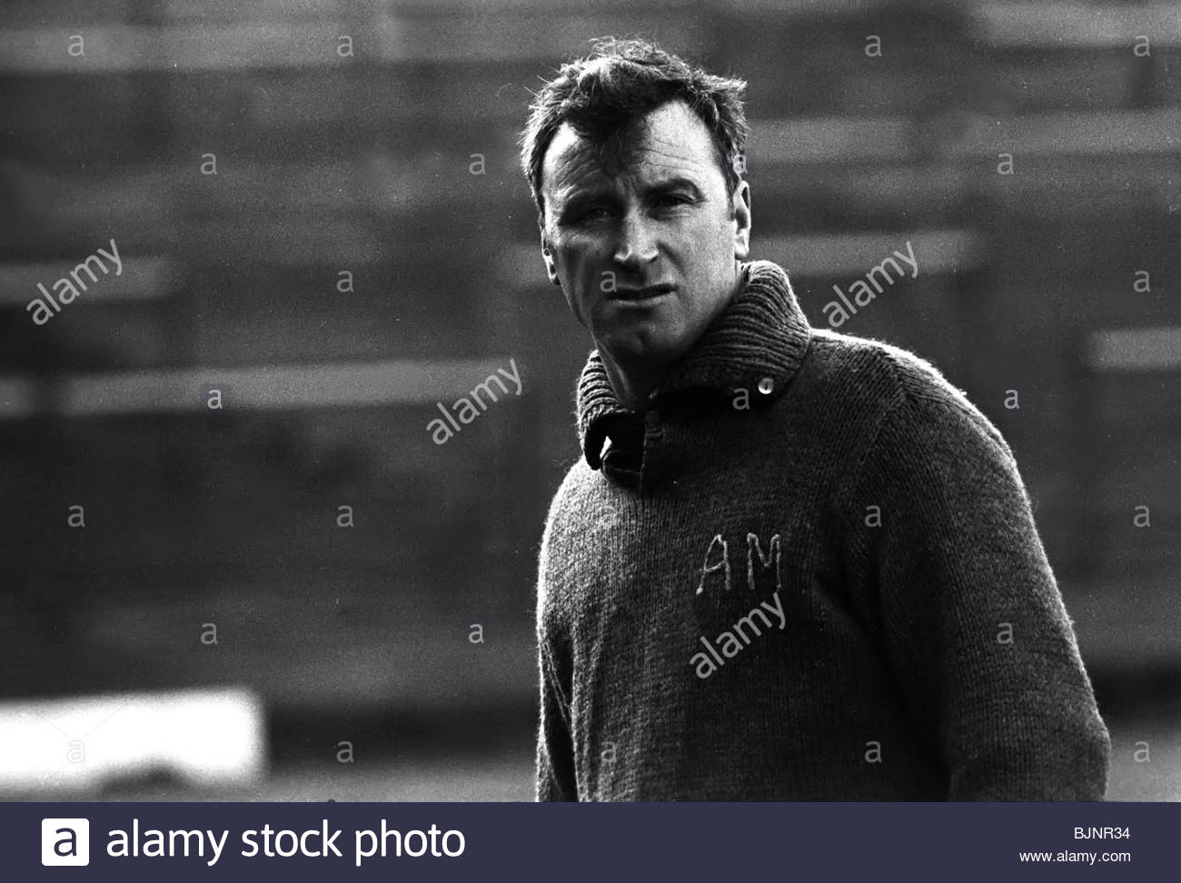 1968/1969 Jock Wallace - Stock Image