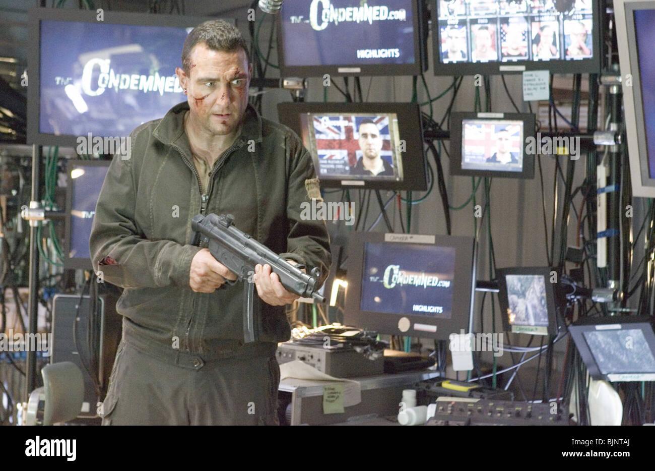 THE CONDEMNED (2007) VINNIE JONES SCOTT WIPER (DIR) 002 - Stock Image