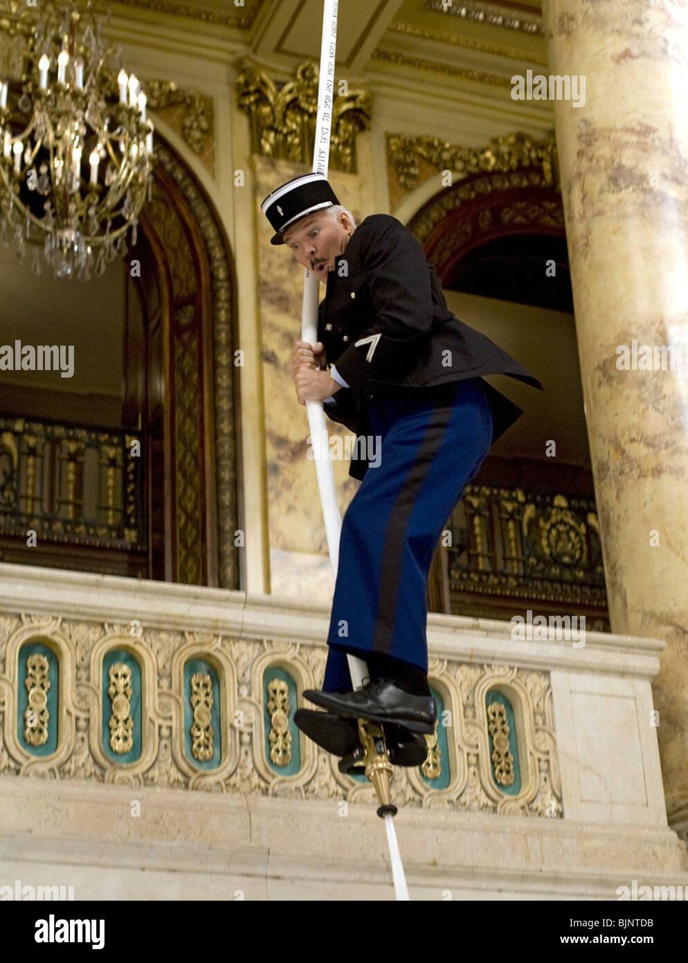 THE PINK PANTHER (2009) STEVE MARTIN HARALD ZWART (DIR) TPP2 005 - Stock Image