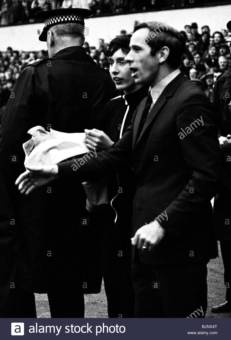 23/10/71 LEAGUE CUP FINAL CELTIC V PARTICK THISTLE (1-4) HAMPDEN - GLASGOW - Stock Image