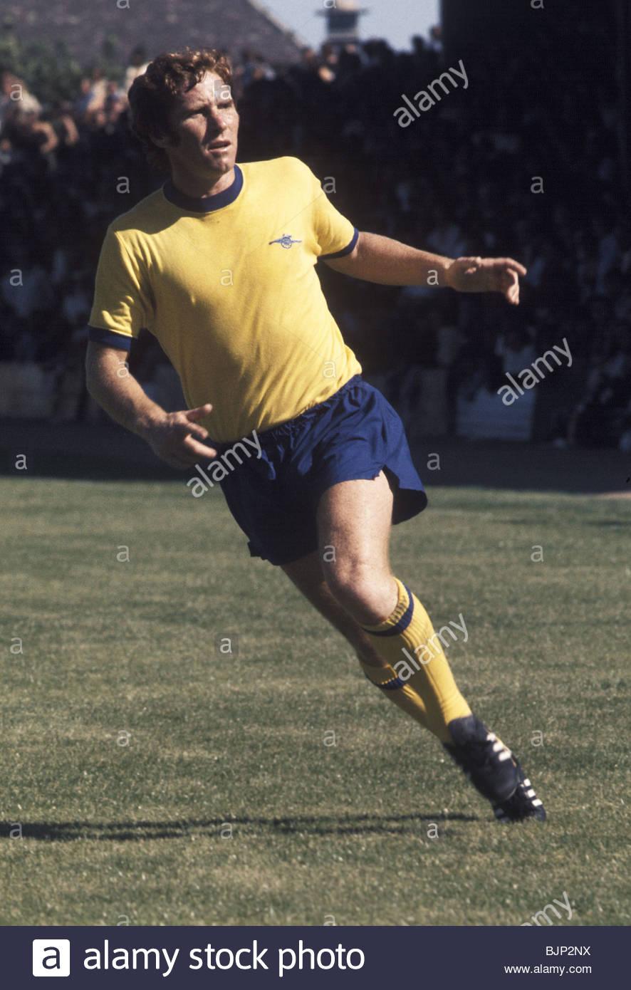 1975/1976 Arsenal's Alan Ball - Stock Image