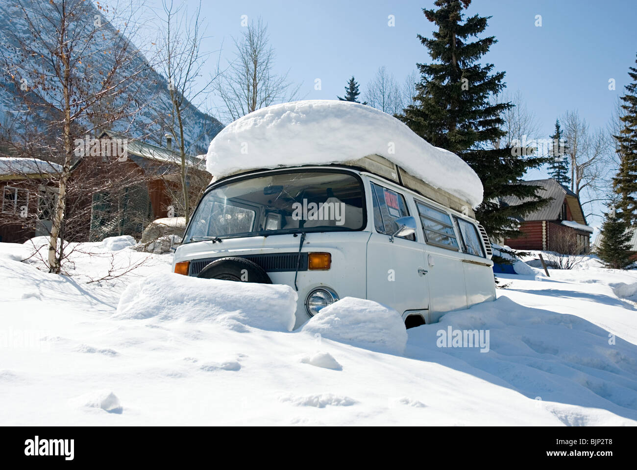vans snowfall
