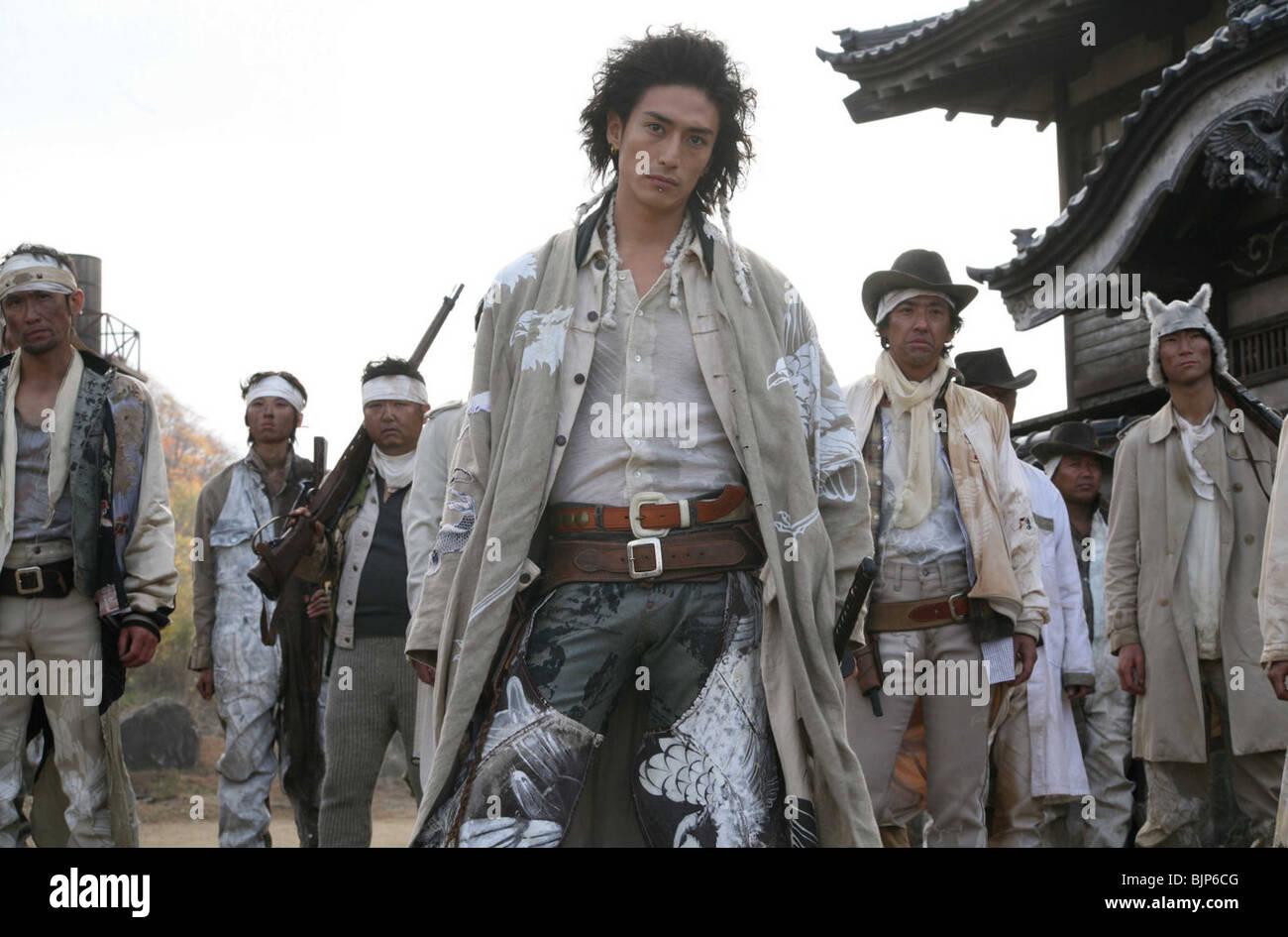 SUKIYAKI WESTERN DJANGO (2007) TAKASHI MIIKE (DIR) 001 - Stock Image
