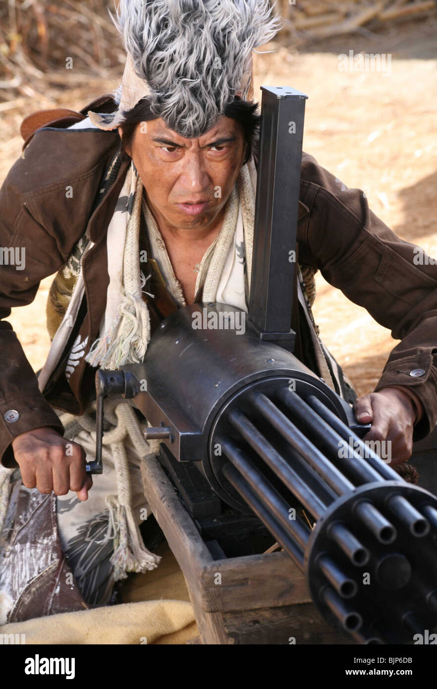 SUKIYAKI WESTERN DJANGO (2007) MIIKE TAKASHI (DIR) 006 - Stock Image