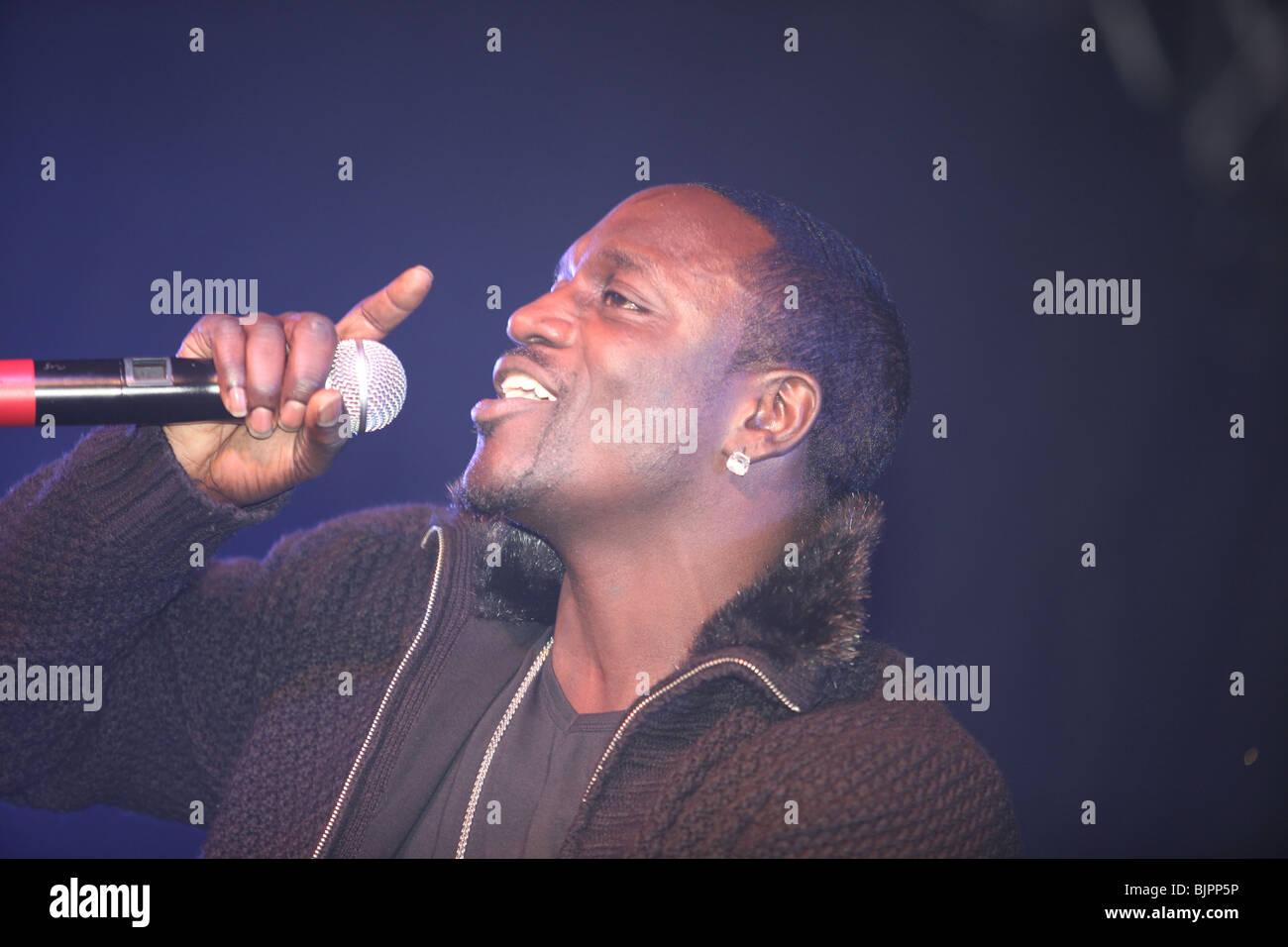 Akon Stock Photos & Akon Stock Images - Alamy