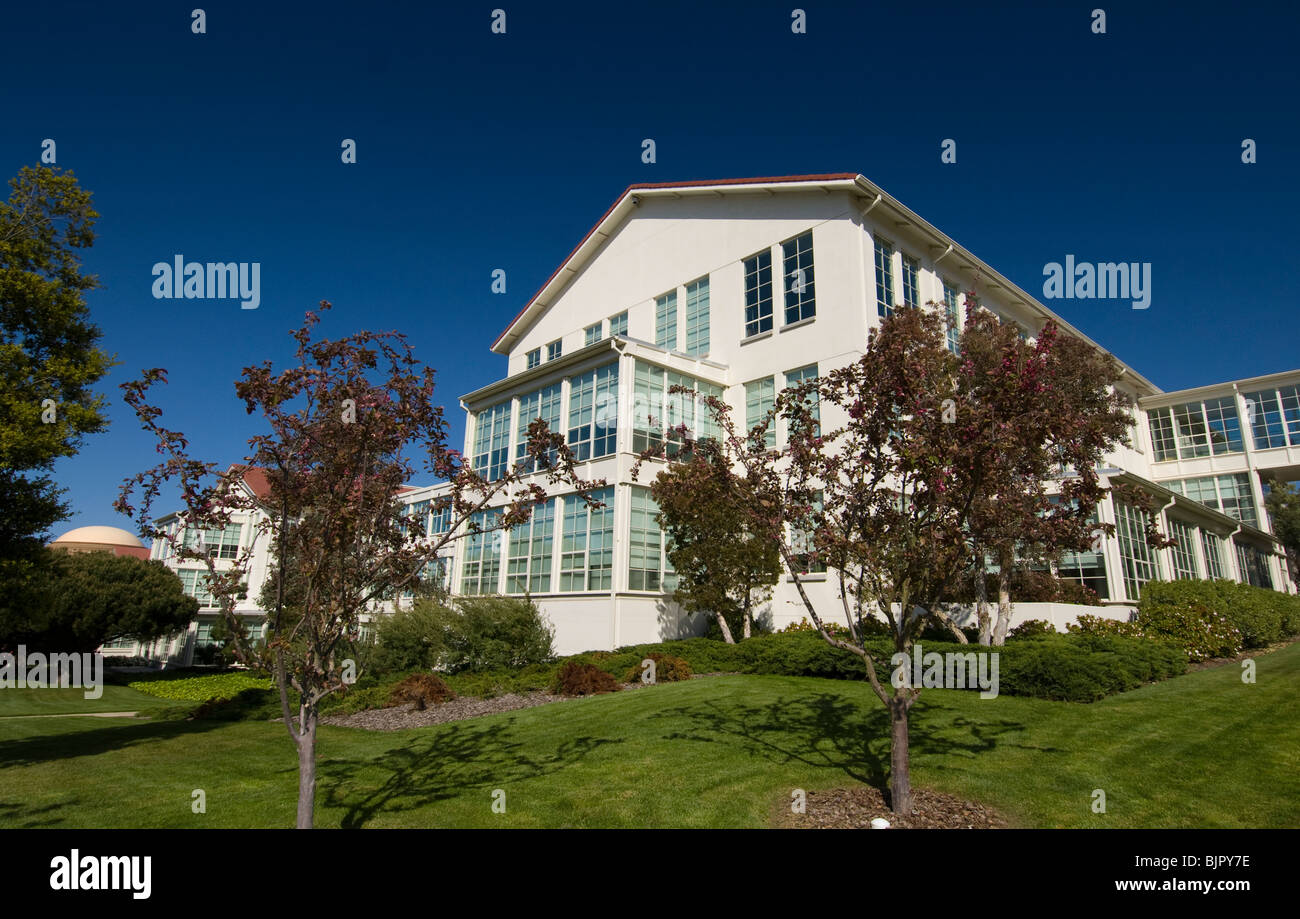 Building of Letterman Digital Arts Center, the Presidio, San Francisco,  California - Stock Image