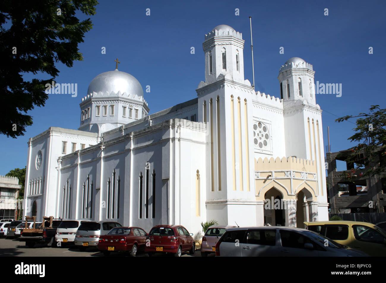 ACK Mombasa Memorial Cathedral - Stock Image