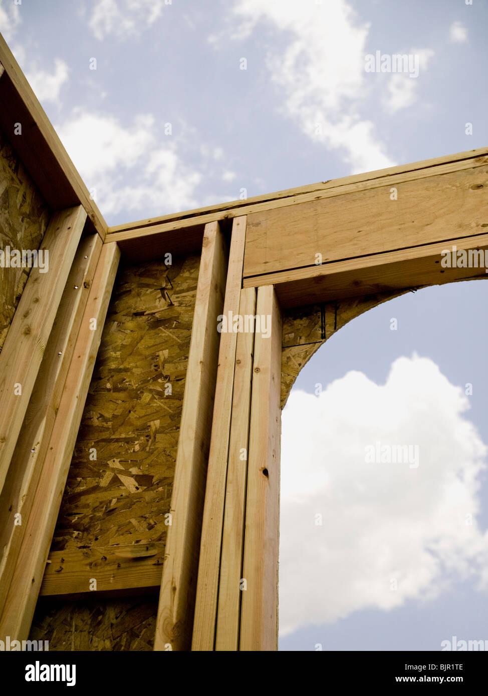 Construction job site. - Stock Image