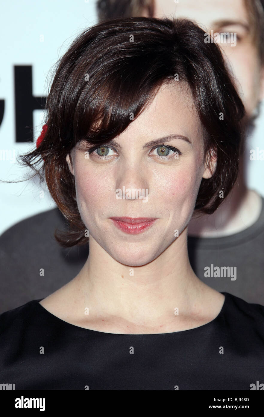 Sarah Burns I Love You Man Los Angeles Premiere Los Angeles Ca Usa 17 Stock Photo Alamy