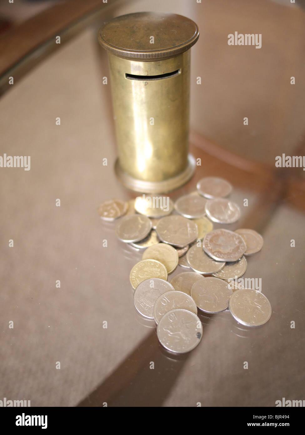 Victorian money box Stock Photo: 28782464 - Alamy
