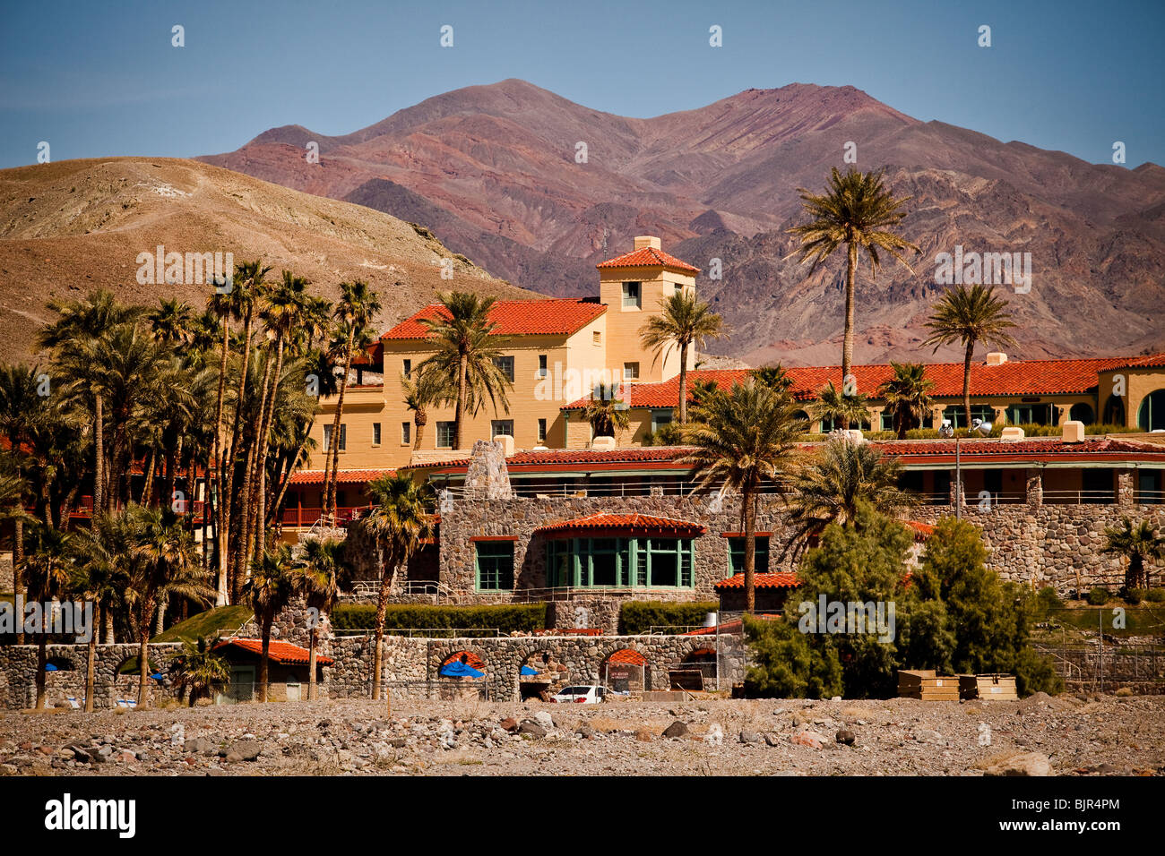 Furnace Creek Death Valley Usa Stock Photos Amp Furnace